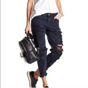 One Teaspoon London Awesome Baggy Jeans